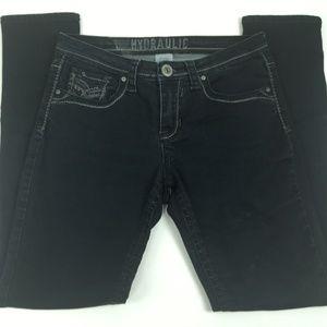 HYDRAULIC Jeans Size 8 Skinny Stretch Mid Rise